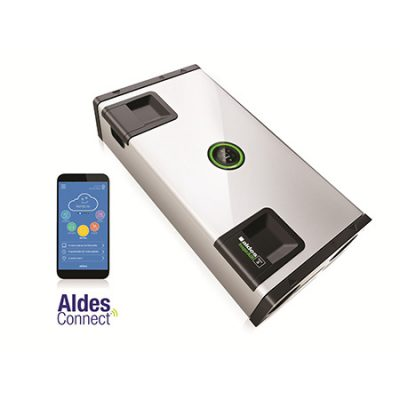 aldes inspirair product and app