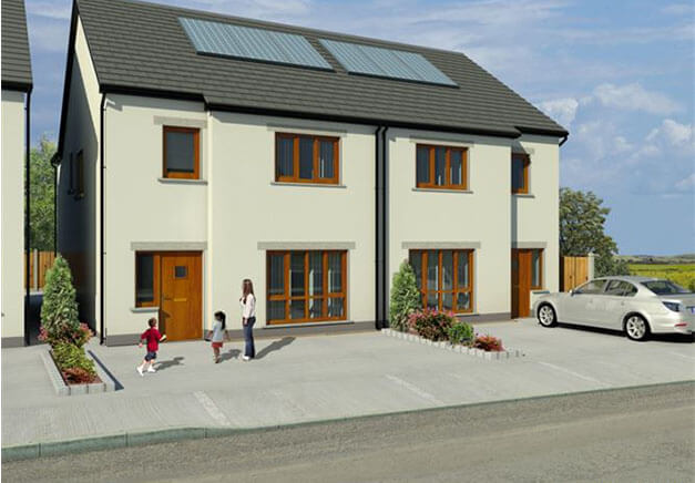 Fionnlaoi housing development plan
