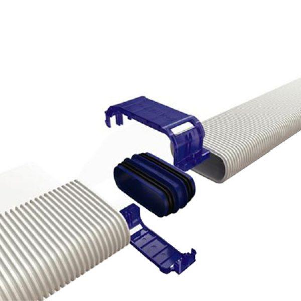renson easyflex semi rigid duct system