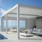Aerhaus outdoors camargue overlooking the sea